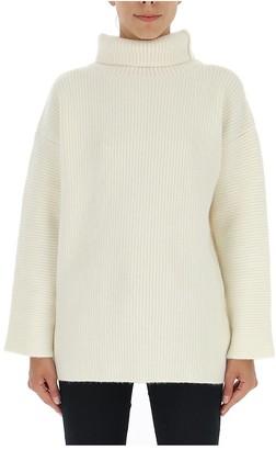 Jacquemus Ribbed Turtleneck Sweater