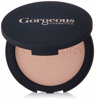 Gorgeous Cosmetics Prism Highlighter Highlighting Powder Pressed Shimmer Powder in Compact with Mirror Shade Prism