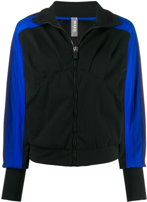 NO KA 'OI Powerhouse zipped jacket