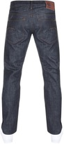 G Star 3301 Straight Rake Jeans Blue