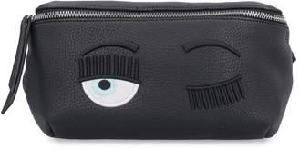 Chiara Ferragni Flirting Eco Leather Belt Bag