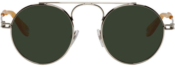 Givenchy Silver GV 7054 Sunglasses