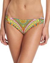 Trina Turk Capri Hipster Printed Swim Bottom
