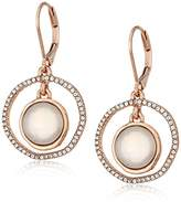 lonna & lilly Gold Orbital Drop Earrings