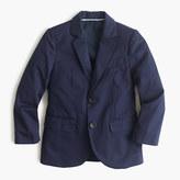 J.Crew Boys' Ludlow suit jacket in Italian chino