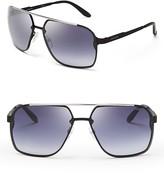 Carrera Navigator Sunglasses, 64mm