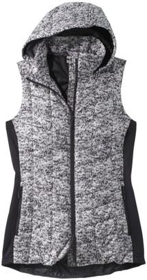 L.L. Bean Women's Primaloft Packaway Long Vest, Print