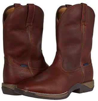Ariat Ranch Work H2O (Peanut) Cowboy Boots