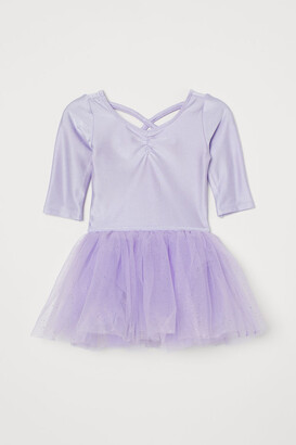 H&M Tulle-skirt dance dress