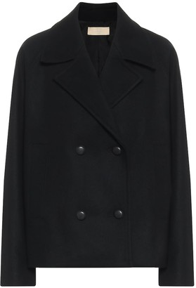Alaia Wool and cashmere jacket