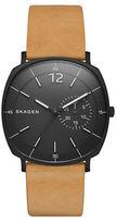 Skagen Rungsted Leather Strap Watch, SKW6257
