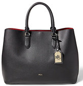 Lauren Ralph Lauren Dryden Collection Marcy Tote