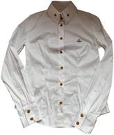Vivienne Westwood White Cotton Tops