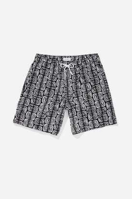 Saturdays NYC Timothy Kuba Cloth Swim Short