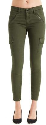AG Jeans Whitt Ankle Skinny Cargo Pants
