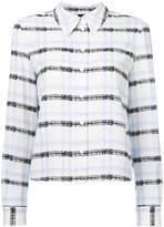Armani Jeans striped shirt