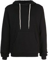 John Elliott kangaroo pocket drawstring hoodie