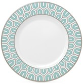 Lenox Brian Gluckstein by Clara Aqua Bone China Salad Plate