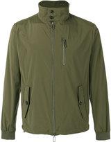 Paolo Pecora flap pockets jacket - men - Polyamide/Polyester/Spandex/Elastane - 48