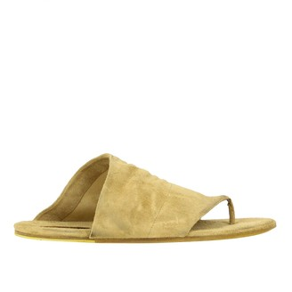 Marsèll Arsella Flip Flops In Suede