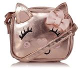 CAT George Rose-Gold Cross Body Bag