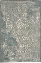 Karastan Euphoria Ayr Willow Grey 8' x 11' Area Rug