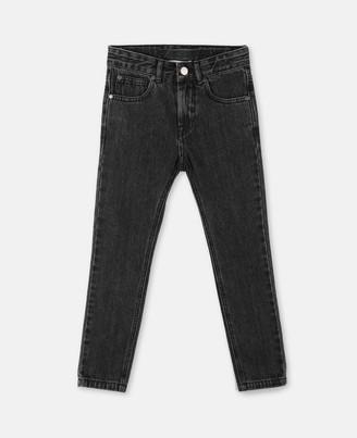 Stella Mccartney Kids Washed Denim Pants, Men's
