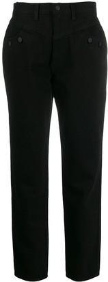J Brand Front Yoke Jeans