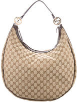 Gucci Large GG Twins Hobo