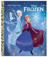 Disney Frozen Little Golden Book