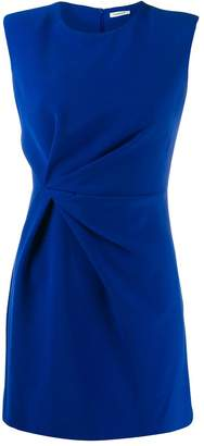 P.A.R.O.S.H. drape detail dress