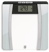 Weight Watchers Body Analysis Glass Scale - Silver