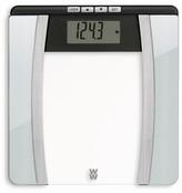 Weight Watchers Body Analysis Glass Scale - Silver