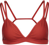 Koral Paramount Versatility stretch-mesh sports bra