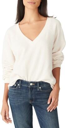 Lucky Brand Nubby Fleece Pullover
