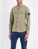 Stone Island Stretch-cotton Shirt