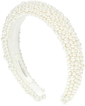 Jennifer Behr Bailey faux pearl headband