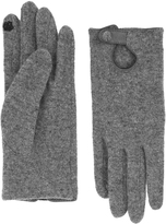 Accessorize Wool Gloves with Strap