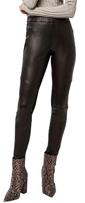 N. Kiki Leather Leggings