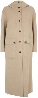 Max Mara Reversible Wool Tiglio Coat