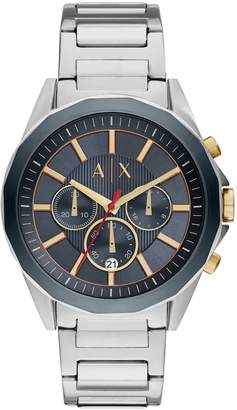 Armani Exchange Quartz Chronograph Drexler Watch