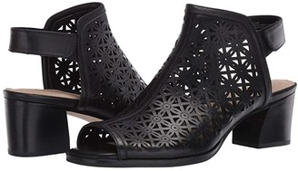 Earth Murano Mist (Black Soft Calf) Women's 1-2 inch heel Shoes