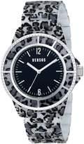 Versus By Versace Women's SOF060014 Tokyo Analog Display Quartz Multi-Color Watch
