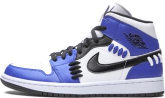 Jordan Air 1 Mid WMNS 'Sisterhood - Game Royal' Shoes - Size 5.5W