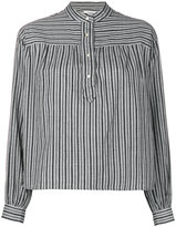 Etoile Isabel Marant Étoile striped blouse - women - Cotton - 36