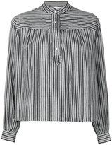 Etoile Isabel Marant Étoile striped blouse - women - Cotton - 38