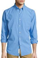 ST. JOHN'S BAY St. John's Bay Long-Sleeve Legacy Poplin Shirt