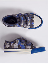 Marks and Spencer Kids' Riptape Fashion Trainers