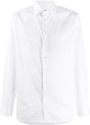 Giorgio Armani Slim-Fit Dress Shirt