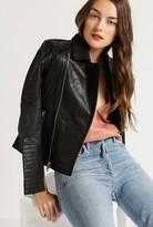 BB Dakota Heely Dyed Leather Jacket